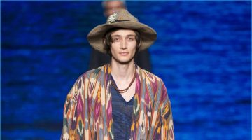 Etro Takes to the Catwalk with Friends & Family