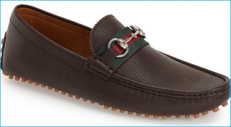 Gucci Damo Driving Shoe