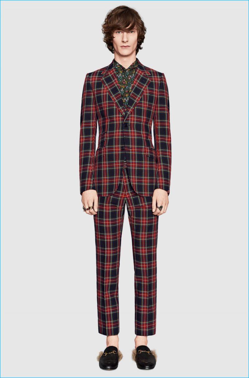 Gucci Tailoring 2016 Fall Winter Men S Campaign