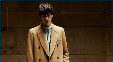 Hugo Goes Moody with Dark Fall Campaign