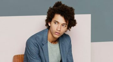 Jackson Hale is Chic in Paul Smith Summer Suits