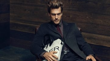 Jason Morgan Reunites with Aigner for Fall Campaign