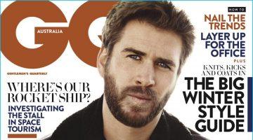 Liam Hemsworth Covers GQ Australia, Talks Remaining Private