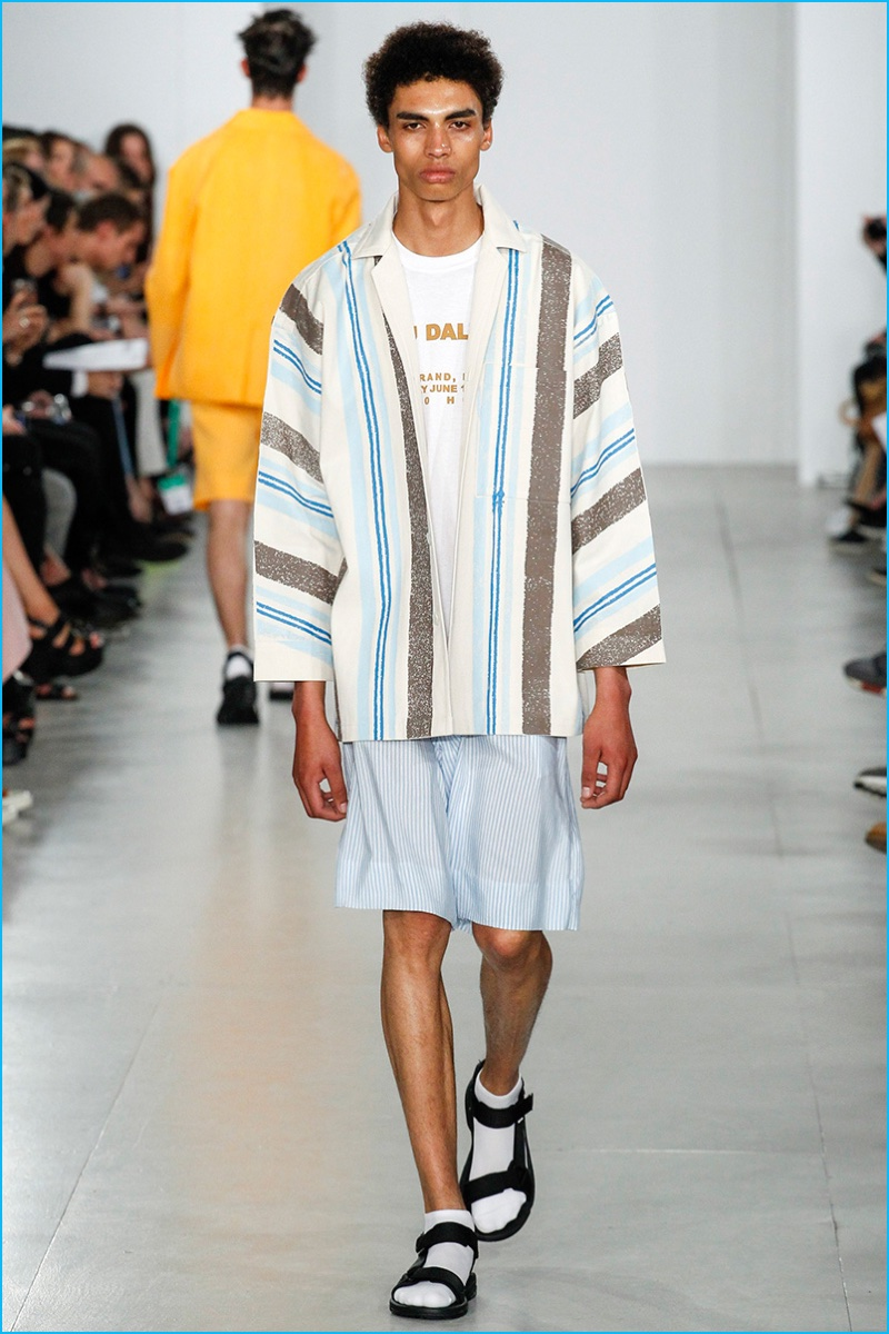 Lou Dalton Spring/Summer 2017 Menswear
