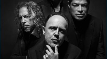 Metallica Kickstarts Brioni's New Chapter