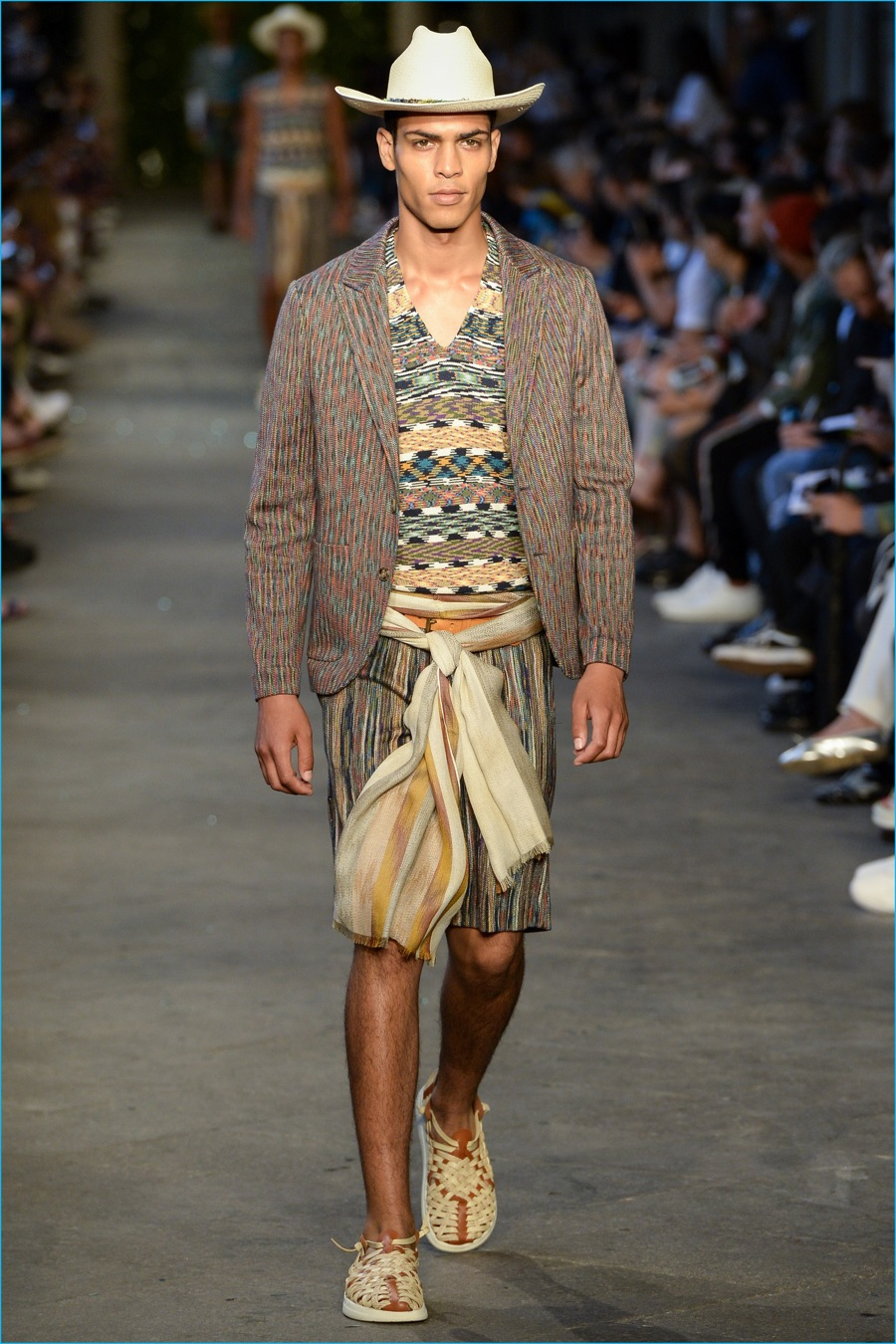 Missoni 2017 Spring Summer Men S Runway Collection The