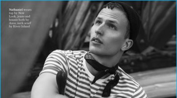 All Hands on Deck: Nathaniel Visser Channels Sailor Style for Attitude
