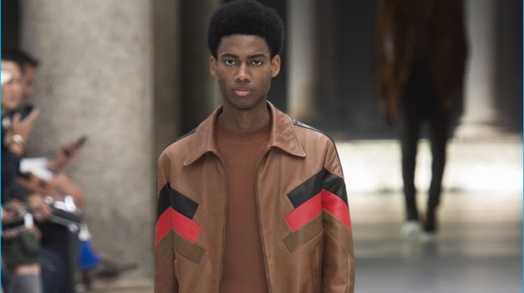 Neil Barrett Does 70s Retro for Spring Collection