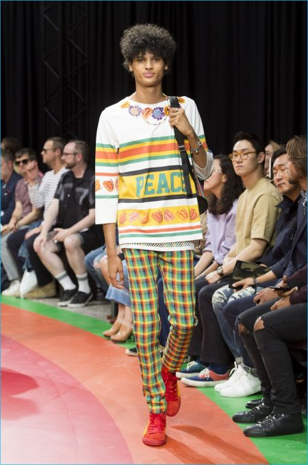 Paul Smith Champions Peace with Tropical Collection