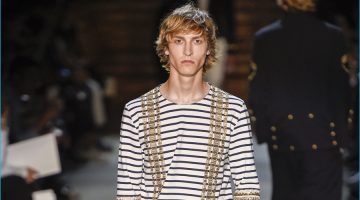 Ports 1961 Embraces Regal Military Edge for Spring Collection