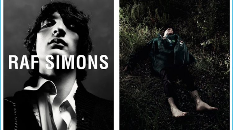 Raf Simons' Preppy Victim Makes for Dark Fall Campaign