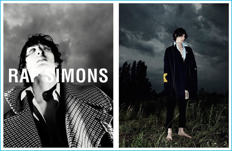 Raf Simons Fall/Winter 2016 Campaign