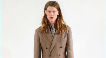 Ralph Lauren Purple Label Provides Signature Style for Spring Collection