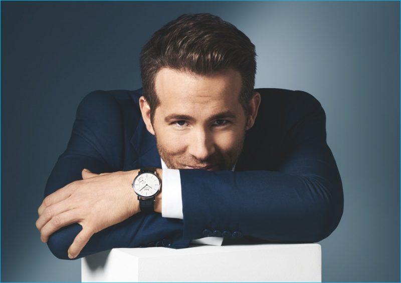 Ryan Reynolds is Piaget's New Brand Ambassador | The Fashionisto