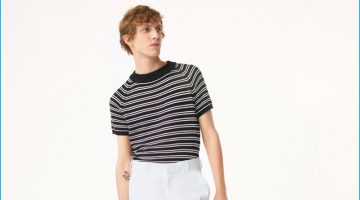 Sandro Embraces 70s Ease for Nautical Collection