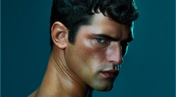 Sean O'Pry Stars in Balmain Hair Couture Campaign + Appears on 'Veep'