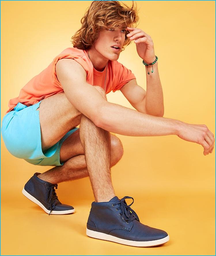 Steve Madden Chukka Sneakers