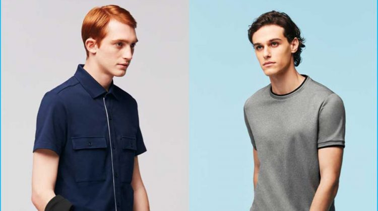 Theory Lends Its New York Cool to UNIQLO