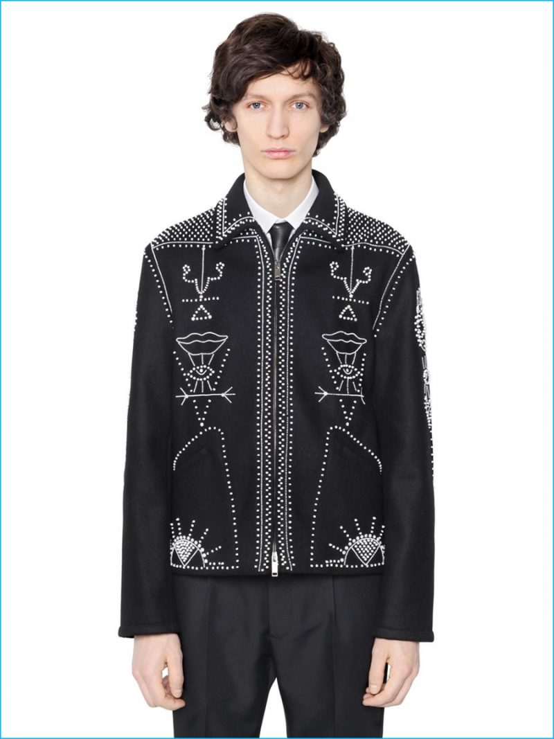 Valentino Beaded Jacket