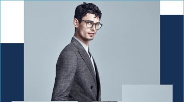 Arthur Gosse Gets a Bounce in His Step for Aldo's Fall Campaign