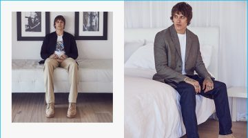 A.P.C.'s Signature Styles Arrive at Forward