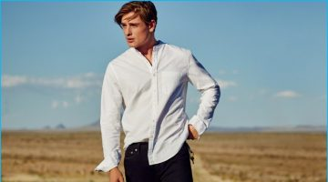 Abercrombie & Fitch Hits the Open Road for Fall Preview