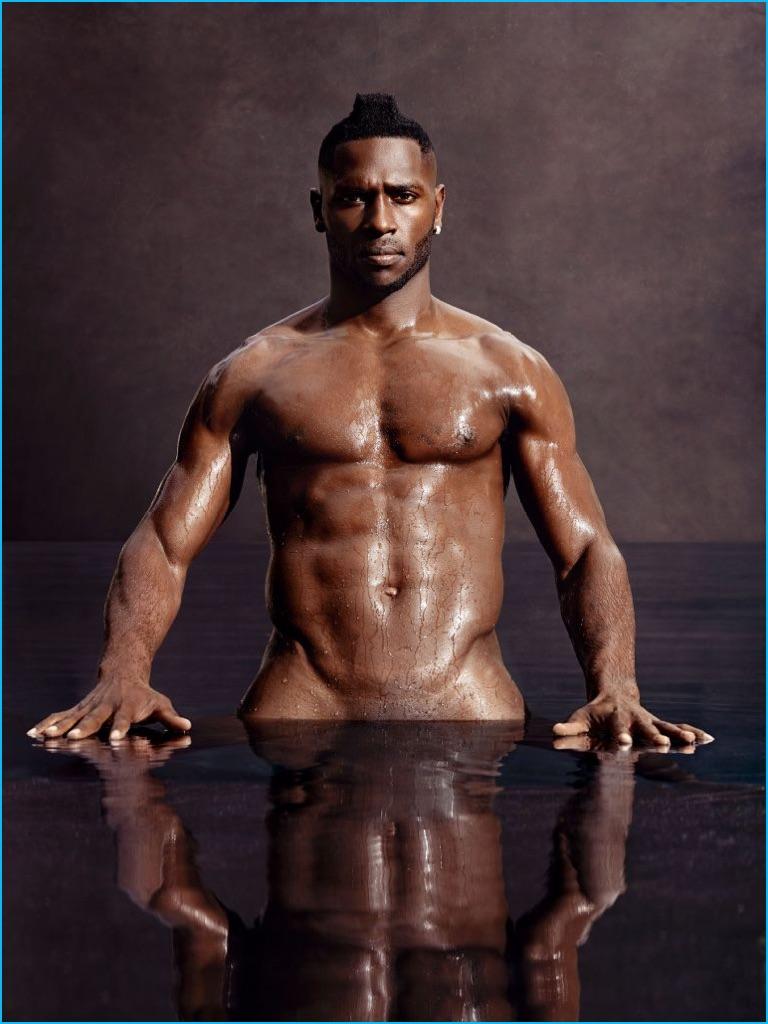 Men naked photo shoot
