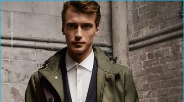 Clément Chabernaud Returns for BOSS' Fall Campaign