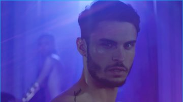 Baptiste Giabiconi Releases 'Love to Love You Baby' Music Video