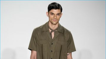 Carlos Campos Takes Us to Cuba with Military Inspired Collection
