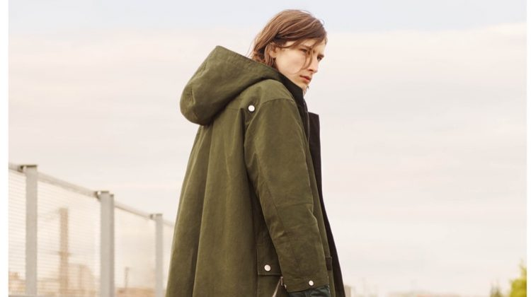 Diesel Black Gold Channels Military Edge for Urban Cool