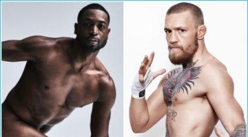 ESPN 2016 Body Issue: Conor McGregor, Dwyane Wade + More Athletes Strip Down