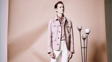 Ermenegildo Zegna Channels Summery Vibe with Relaxed Tailoring