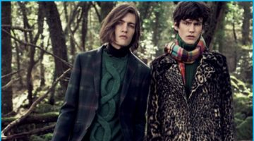 Etro Takes to Nature for Stunning Fall Campaign