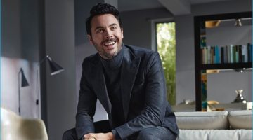 Jack Huston Tapped as Face of TOD'S Fall Campaign