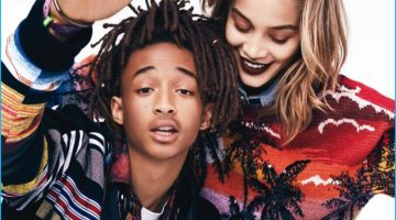 Jaden Smith Rocks Bold Fall Fashions for Glamour Shoot