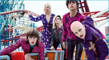 Just Cavalli Heads to Coney Island for Fall Campaign