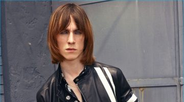 Just Cavalli Unveils a Collection for the Rocker Boys