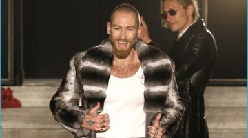 Justin O'Shea Unveils Debut Brioni Collection