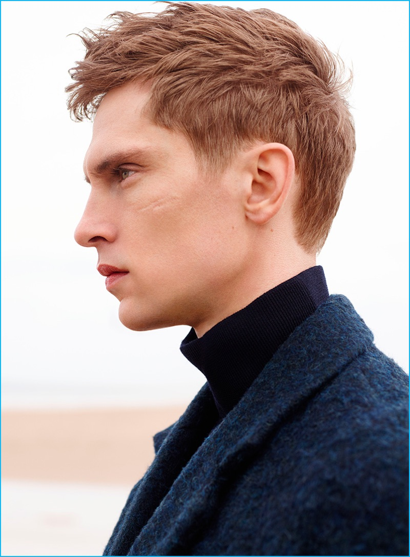 Mathias Lauridsen 2016 COS Fall/Winter Campaign