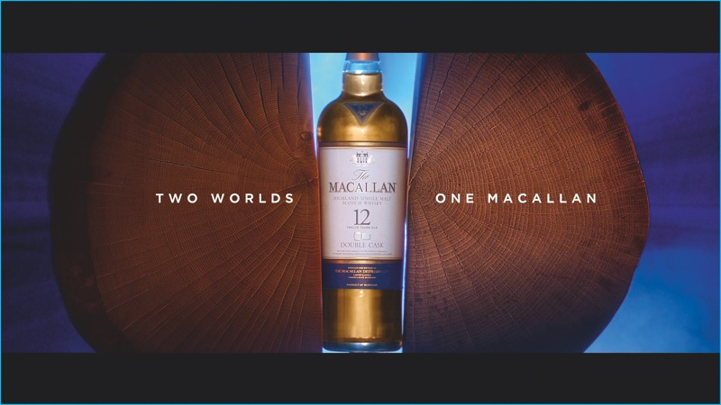The Macallan Double Cask Whiskey