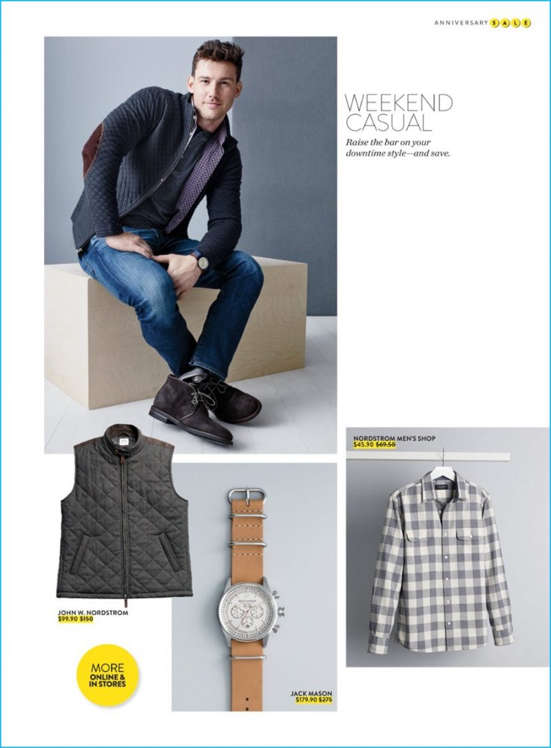 Nordstrom Anniversary Sale 2016 Men S Catalogue The