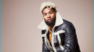 Odell Beckham Jr. Rocks Fall Fashions for GQ, Talks How Fame Affects His Inner Circle