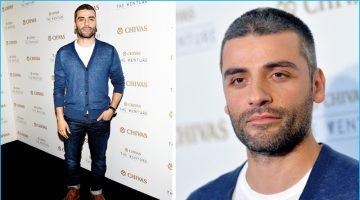 Oscar Isaac Goes Casual in Rag & Bone Denim
