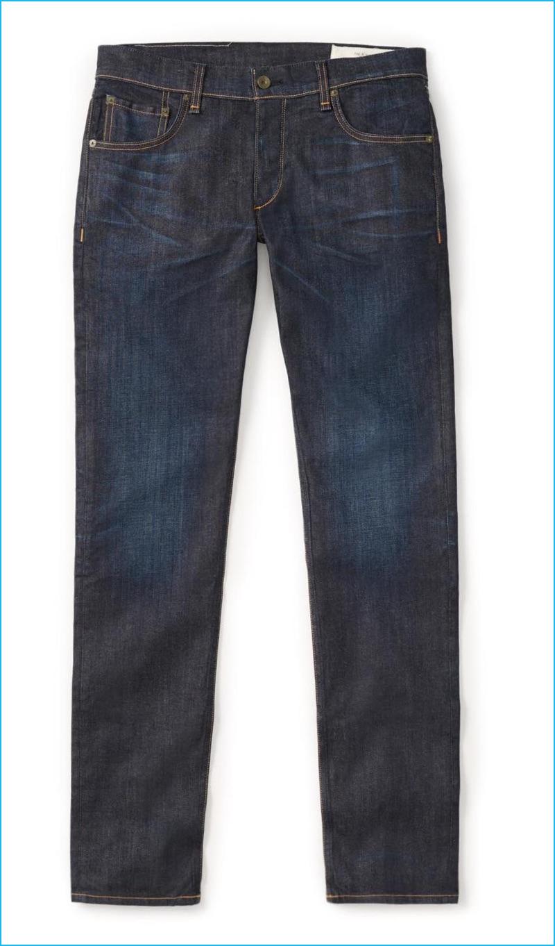 Rag & Bone Standard Issue Fit 2 Dark Wash Vintage Jeans