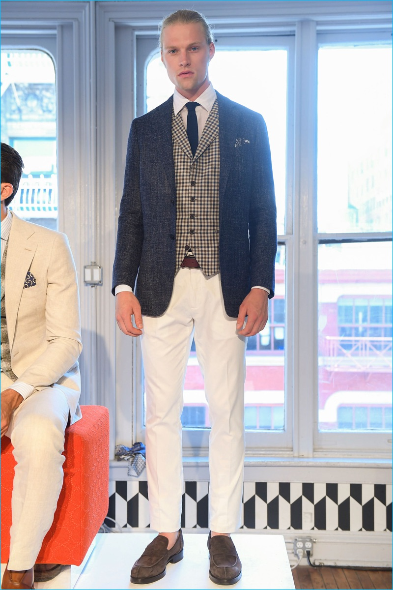 Suitsupply 2017 Spring Summer Collection The Fashionisto