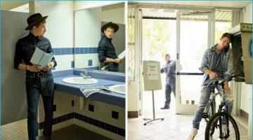 Tye Sheridan, Patrick Schwarzenegger + More Front GQ's Denim-Clad Young Hollywood Shoot