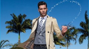 VIP Brasil Showcases Tailoring with a Relaxed Resort Spin