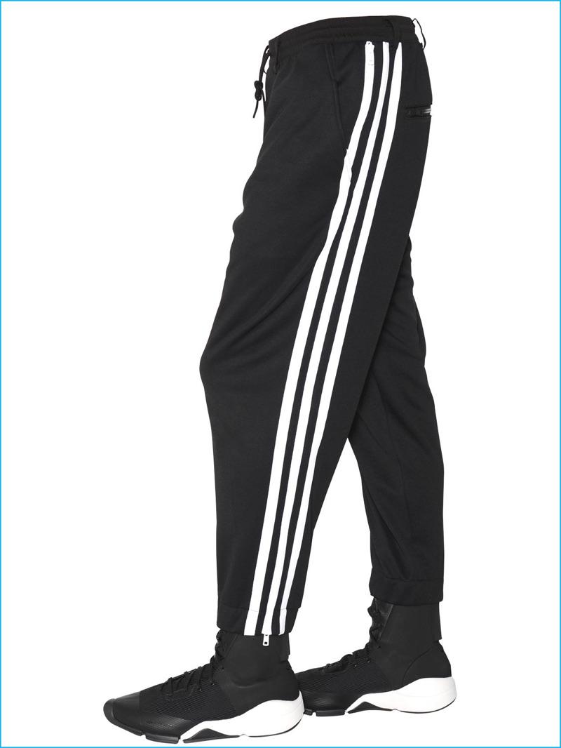 Y-3 Three Stripes Jogging Pants