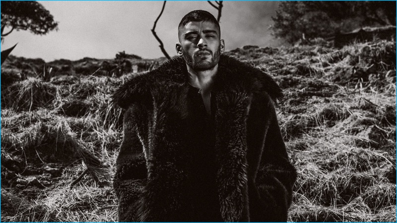 A Bold Statement in Fur: Fashion Shoots